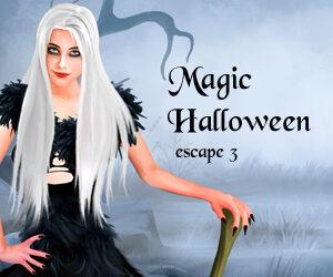 Magic Halloween Escape 3