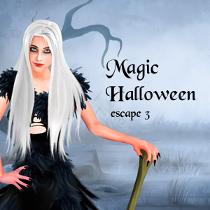 Magic Halloween Escape 3