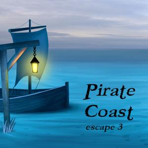 Pirate Coast Escape 3