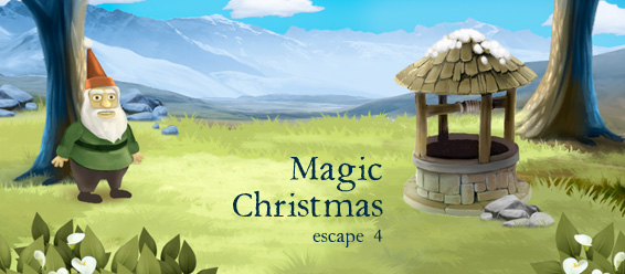 Magic Christmas Escape 4