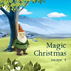 Magic Christmas Escape 4