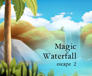 Magic Waterfall Escape 2