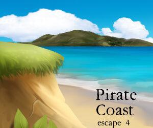 Pirate Coast Escape 4