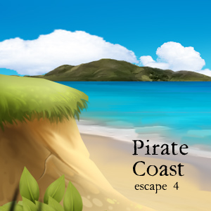Pirate Coast Escape 4