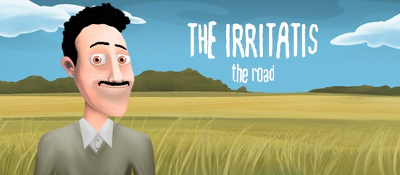 los_irritati_the_road